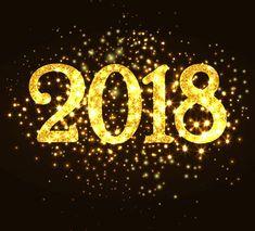 Hi New Year 2018 Image