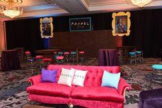 Rachel's Friends Theme Bat Mitzvah 11.7.15  Lounge