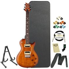 PRS SE Mark Tremonti Custom Vintage Sunburst Electric Guitar with Chroma Cast Hard Case, Stand, Tuner, Picks, Cable, Strap, Cloth http://www.instrumentssale.com/prs-se-mark-tremonti-custom-vintage-sunburst-electric-guitar-with-chroma-cast-hard-case-stand-tuner-picks-cable-strap-cloth/