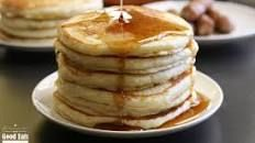 """Instant"" Pancake Mix Recipe : Alton Brown : Food Network"