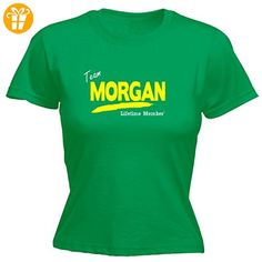 Its A Surname ThingDamen T-Shirt, Slogan Grün Kelly Green - Shirts mit spruch (*Partner-Link)
