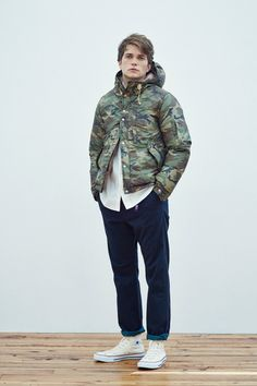 The North Face PURPLE LABEL Fall/Winter 2013