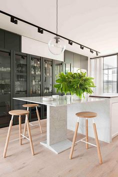 Hecker-Guthrie-Carlton kitchen. Image by-Shannon-McGrath