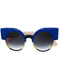 60b24f1d36 CELINE Cat-eye tortoiseshell acetate sunglasses.  celine