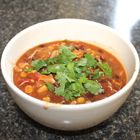 Crock Pot Chicken Enchilada Soup from United Texas