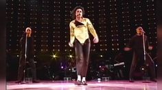 Michael Jackson - Wanna Be Startin' Somethin' - Dangerous Tour : Live in...