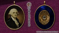 Las Joyas del Libertador: El Medallón de Washington