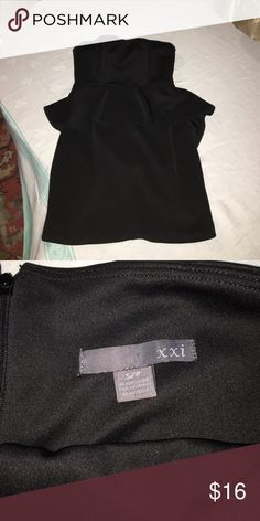 Xxi dress Worn a couple of times/ good condition, no stains xxi Dresses Mini