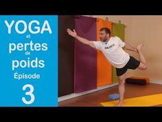 Yoga et perte de poids : Episode 3, affinez vos cuisses et fessiers - YouTube