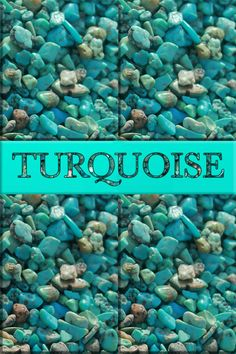 Turquoise Cover