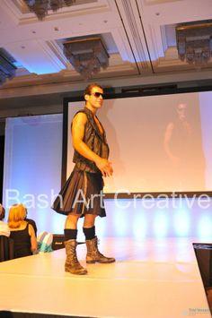stylish kilt from 21st Century Kilts