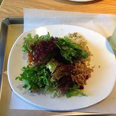 Happy Vegan Salad @ Tender Greens by @rajivdoshi