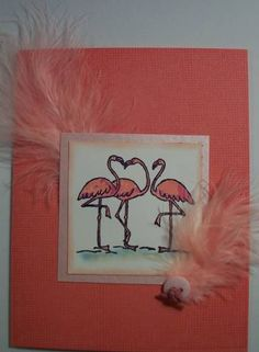 Feathered Friends by jacqueline - Cards and Paper Crafts at Splitcoaststampers