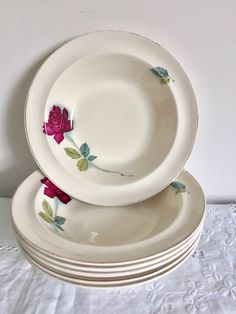 Alfred Meakin Turren Flower Design Turren Flower Dish.by Alfred Meakin A Great Variety Of Goods