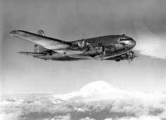 June 17, 1947: Pan Am begins a New York to San Francisco service, flying west-to-east around almost the entire globe.