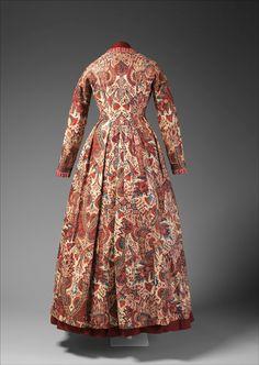 Robe, 1720-40 (back)