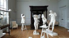 Meudon, villa des Brillants, le Musée Auguste Rodin