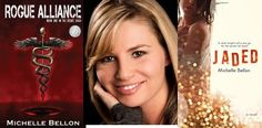 #AuthorInterview Michelle Bellon, Author, the author of Rogue Alliance and Jaded.. http://njkinny.blogspot.in/2014/07/author-interview-michelle-bellon-author.html Enjoy my chat with her and learn about her motivation for being an author..Also read an exclusive excerpt from Rogue Alliance.. :)  #RomanticSuspense #Paranormal