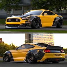 #s550 #widebody #ford #mustang #stance