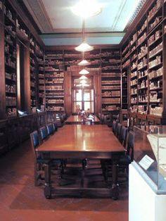 Biblioteca del Colegio Preparatorio de Xalapa, Veracruz, México