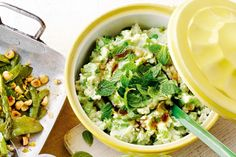 This easy 'peas'y side is a delicious, gluten-free addition to the dinner table.