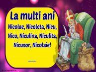Personalizare felicitari de Mos Nicolae | felicitaripersonalizate.com School Lessons