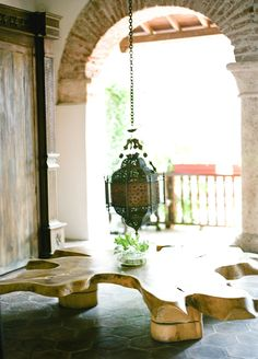 Decorative Patio in Cartagena Colombia | photography by http://www.sweetteaphotographybylisamarie.com/