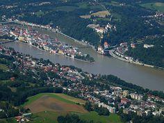 Dreiflüssestadt Passau(c)stassederkaiserundkoenige_G.Mueller | Flickr - Photo Sharing!