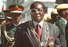 President Robert Mugabe of Zimbabwe is the world's most educated president with 7 degrees of which two are Masters Degrees. Through his youth