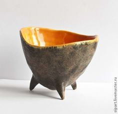 """Вазочка """"Яйцо Дракона"""" - керамика ручной работы,керамическая посуда,дракон"""