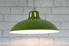 SP300-OG-30cm Olive Green Battersea Dome Ceiling Pendant Shade: Amazon.co.uk: Lighting
