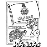 #Pennsylvania State Symbol Coloring Page by Crayola. Print ...