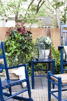 Outdoor Chairs, Outdoor Furniture, Outdoor Decor, Multifunctional Furniture, Table Decorations, Home Decor, Homemade Home Decor, Interior Design, Home Interiors