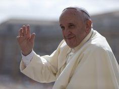 I dieci consigli di Papa Francesco per essere felici.
