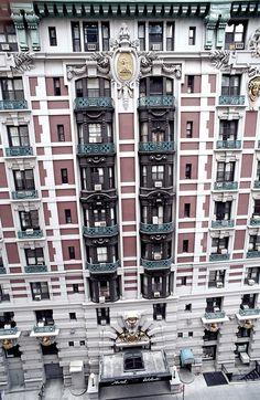 History Of The Wolcott Hotel New York City