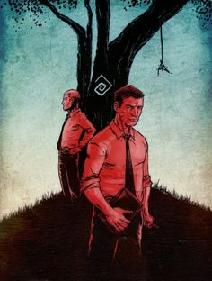 True Detective color by jaimecastro on DeviantArt True Detective Season, Fan Poster, Book Collection, Deviantart, Superhero, Artist, Fictional Characters, Films, Movies