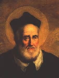 Feast of: St. Philip Romolo Neri, CO, (1515 – 1595) Neri was born in Florence,the youngest child of Francesco di Neri, a lawyer, and his wife Lucrezia da Mosciano, whose family were nobility in ...(Read the rest of his story here:) https://www.facebook.com/St.Eugene.OMI/photos/a.1490771924522168.1073741828.1490724774526883/1587331551532871/?type=1&theater