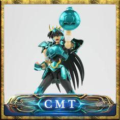CMT In stock Dragon Shiryu V3 Version final Cloth EX metal armor GREAT TOYS GT EX Bronze Saint Seiya Myth Cloth Action Figure