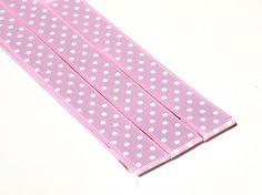 Magnetic Pattern & Chart Keeper - Polka Dots (Light Pink)