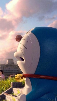New Doraemon Wallpapers Cartoon Wallpaper Hd, Cute Wallpaper Backgrounds, Galaxy Wallpaper, Cute Wallpapers, Cute Cartoon Pictures, Cute Love Cartoons, Disney Pictures, Doraemon Stand By Me, Doremon Cartoon