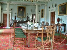 Culzean Castle - Dining Room