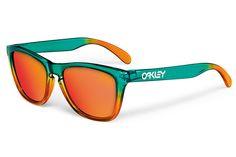 Oakley Frogskin Fade series