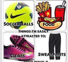 (: soccer