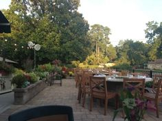 9 Virginia Restaurants With The Most Amazing Outdoor Patios You'll Love To Lounge On