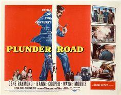 Image result for plunder road 1957