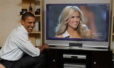Abby Floyd Miss Arkansas USA 2016 watch live Obama
