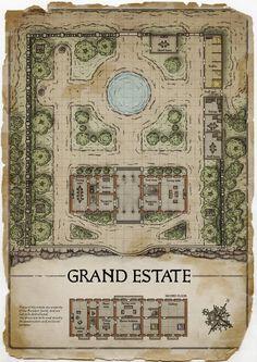 Duke's estate by jurep88.deviantart.com on @DeviantArt
