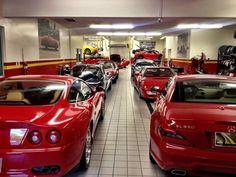 Nice cars.