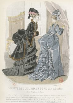 Société des Journaux de Modes Réunis 1873