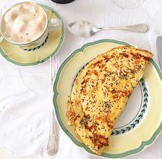 Pão de queijo de frigideira: receita fácil, prática e deliciosa!